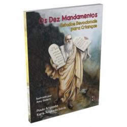 Os Dez Mandamentos: estudos devocionais para criança