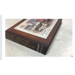 Combo 4 livros - Série Biografias Cristãs para Jovens Leitores (colorido, capa dura, papel especial)