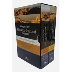 Box Comentário histórico-cultural da Bíblia (AT e NT) Craig Keener