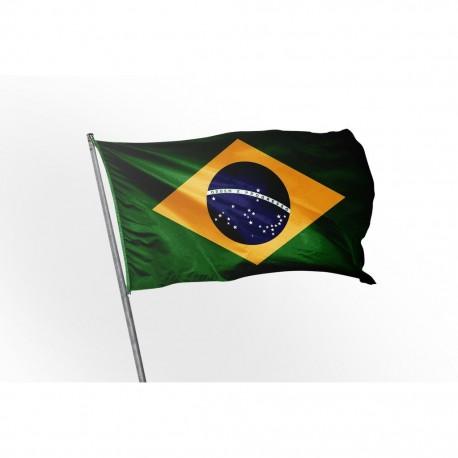 Bandeira do Brasil 100% poliéster 1.50x0.90mt!