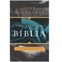 COMO ESTUDAR A BÍBLIA (John MacArthur)