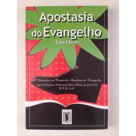 Apostasia do evangelho (John Owen)