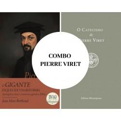 Combo 2 Livros Série Pierre Viret