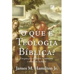 O que é Teologia Bíblica? Um guia para a história, o simbolismo e os modelos da Bíblia (JAMES M. HAMILTON JUNIOR)
