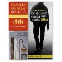 COMBO PROMOCIONAL - FAMÍLIA CRISTÃ (Voddie Baucham Jr.)