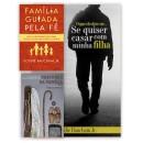 Combo 3 livros - FAMÍLIA CRISTÃ - Monergismo (Voddie Baucham Jr.)