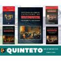 Combo 5 livros Quinteto de Westminster (Os Puritanos)