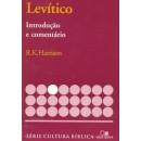 Levítico, introdução e comentário Série cultura bíblica (R. K. HARRISON)