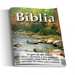 Bíblia Porção para evangelismo - unitário