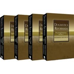 Dogmática Reformada 4 Volumes (Herman Bavinck)