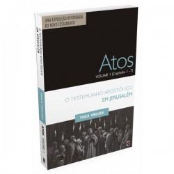 ATOS - Volume 1 - Capítulos 1 a 7 (Paulo Anglada)