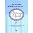 Bases bíblicas para o batismo