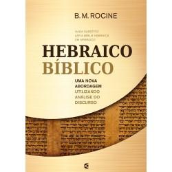 Hebraico Bíblico (Bryan M. Rocine)